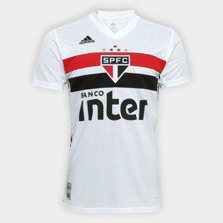 d86c9ecc1f8 Camisa São Paulo I 19 20 s n° Torcedor Adidas Masculina