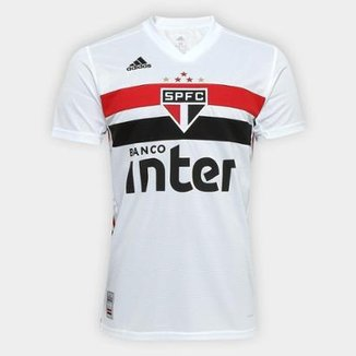144432d46 Camisa São Paulo I 19 20 s n° Torcedor Adidas Masculina