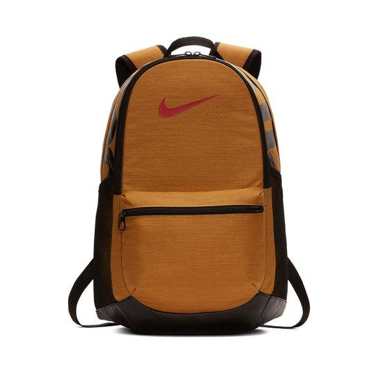 10ab24415 Mochila Nike Brasília - Bege | Netshoes