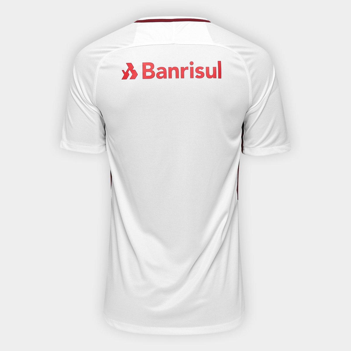 Camisa Internacional II 17 18 s nº Torcedor Nike Masculina  cb48d9d06149f