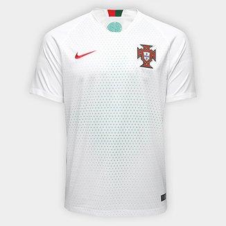 359447199d9d0 Camisa Seleção Portugal Away 2018 s n° Torcedor Nike Masculina