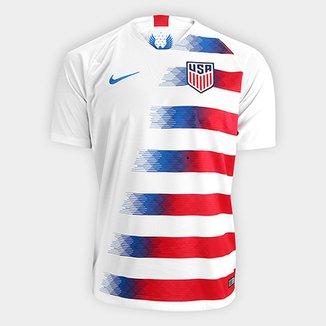 17ca0df5ca5ae Camisa Seleção Estados Unidos Home 2018 s n° - Torcedor Nike Masculina