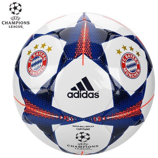 Bola Futebol Adidas Bayern Munique Finale 15 Campo - Compre Agora ... 6accd9efc34df