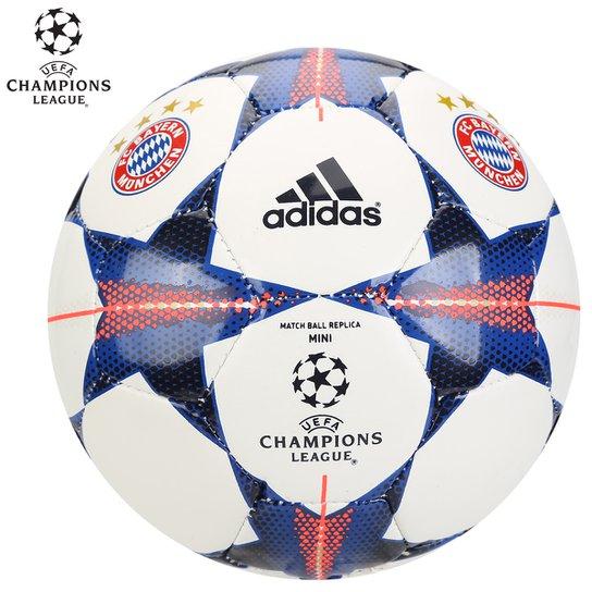40e818324c MiniBola Futebol Adidas Bayern Munique Finale 15 - Compre Agora ...