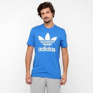 7932e3b0600 Compre Camiseta Adidas Trefoilcamiseta Adidas Trefoil Online