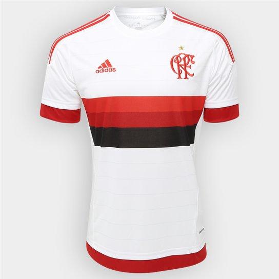Camisa Flamengo II 15 16 s nº - Torcedor Adidas Masculina - Compre ... f9dd90efcc03f