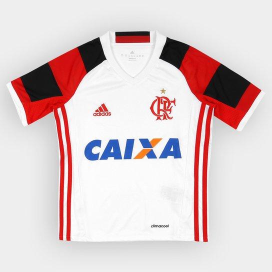 Camisa Flamengo Infantil II 16 17 s nº - Torcedor Adidas - Compre ... 7b1d5380e80d0