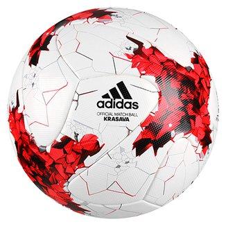 Bola Futebol Campo Adidas Krasava Oficial da Copa das Confederações 2017 4ad5a161aad9a