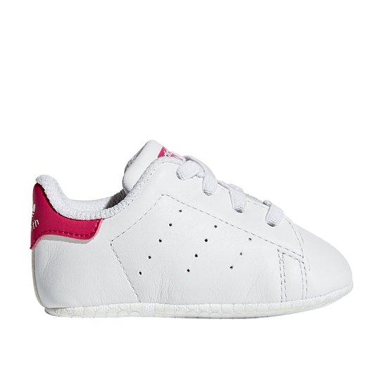 9e4f93eaf92 Tênis Adidas Stan Smith Crib Infantil - Compre Agora