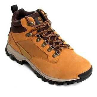 46ac8d940547b Bota Timberland Keele Ridge Wp Leather Mi Wheat Masculina