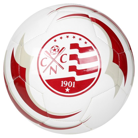 Bola Futebol Umbro Náutico Campo - Branco e Vermelho - Compre Agora ... 66894a0dbd6fa