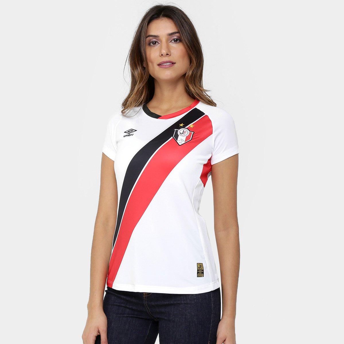 e26fe5c61d767 Camisa Joinville II 2015 s nº Torcedor Umbro Feminina