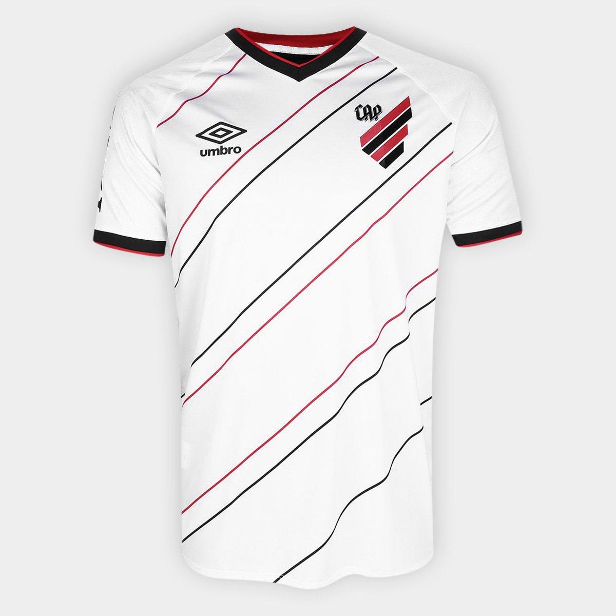 Camisa Athletico Paranaense II 20/21 s/n° Jogador Umbro Masculina