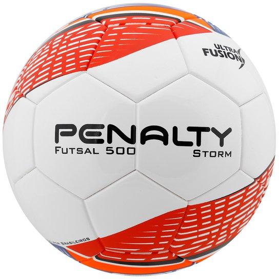 6ca114e161 Bola Futebol Penalty Storm Ultra Fusion 5 Futsal - Compre Agora ...