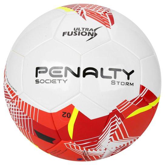 d8e81940dd Bola Futebol Penalty Storm Ultra Fusion 5 Society - Compre Agora ...