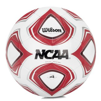 fc9e970b5 Bola de Futebol Wilson NCAA Copia Luce - Tam 4