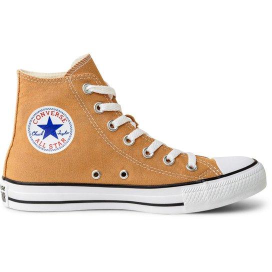 9c1310eaf Tênis Converse All Star Chuck Taylor - Mostarda - Compre Agora ...