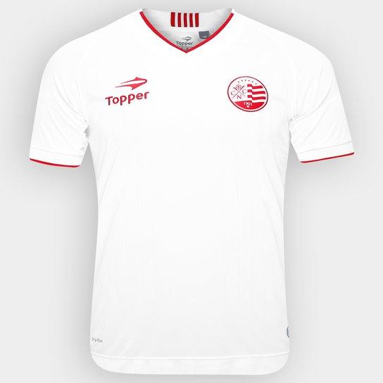 Camisa Náutico II 2016 s nº Torcedor Topper Masculina - Compre Agora ... 7cd3e6fe28e6c