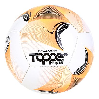 Bola de Futsal Topper Seleção BR 5000 Handmade