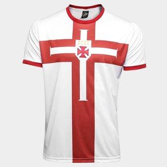 2ea0e56229 Camisa Vasco Templária Ed. Limitada Masculina