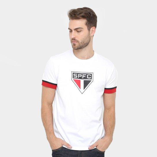 Camiseta São Paulo SPFC France Masculina - Compre Agora   Netshoes 747bc9b66f