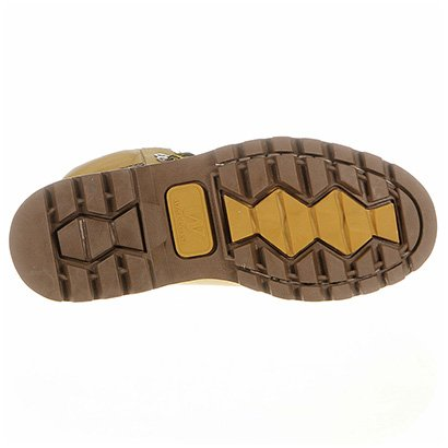 84b3894c2 ... Bota Couro Coturno West Coast Worker Masculina. Passe o mouse para ver  o Zoom