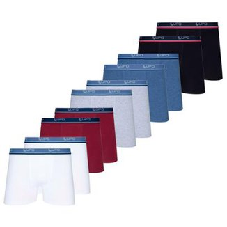 a9e057e81 Cuecas Lupo Masculinas - Melhores Preços