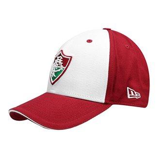 Boné New Era Fluminense Aba Curva 940 HC SN Shield 0016a410c51