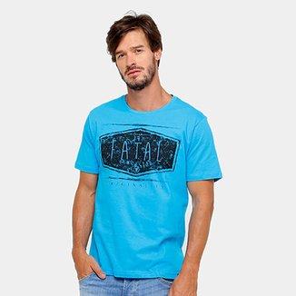 56d0ef6def Camiseta Fatal Original Brand Masculina