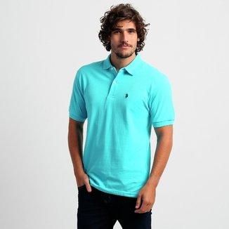 Camisa Polo U.S. Polo Assn Piquet Bordada 92d12cbada3