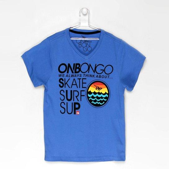 Camiseta Onbongo Infantil - Compre Agora  7e407dade60d1