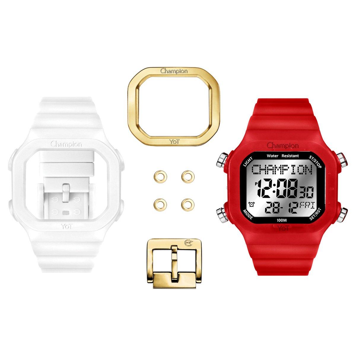 e72d6ebdabc Relógios Champion Digital YOT CP40880H