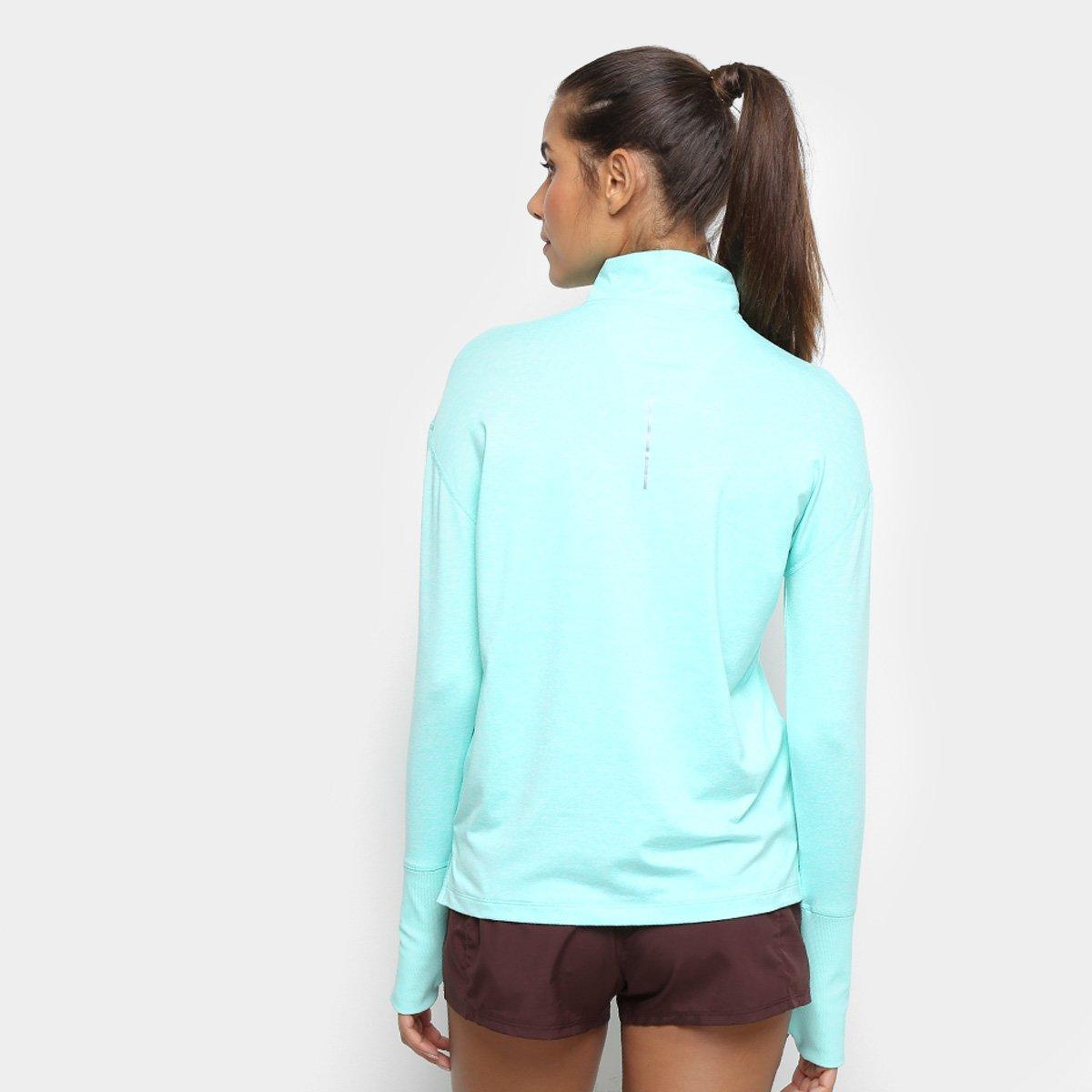 36808cf4c99 Foto 2 - Jaqueta Nike Element Top HZ Feminina