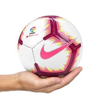 Mini Bola de Futebol La Liga Nike df64a5c8d1a6e