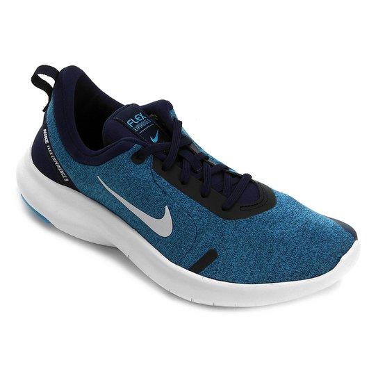 4cf33545559 Tênis Nike Flex Experience Rn 8 Masculino - Azul Turquesa - Compre ...