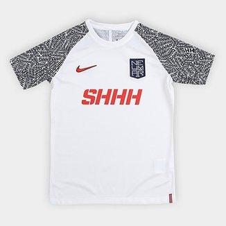c8561747ed Camisa Infantil Nike Neymar Dry Top Shhh
