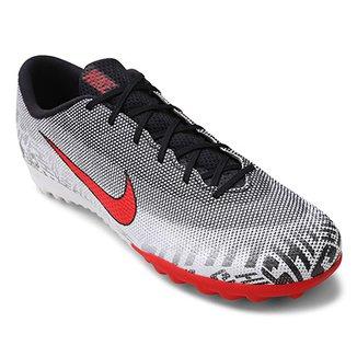 1838d5666 Chuteira Society Nike Mercurial Vapor 12 Academy Neymar Jr TF