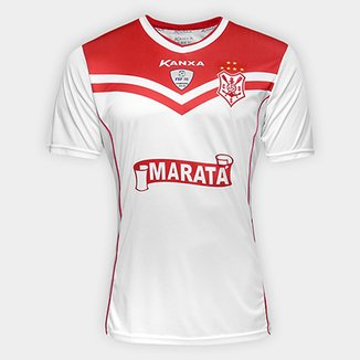 Camisa Sergipe II 2017 s nº - Torcedor Kanxa Masculina 6a084617282c5