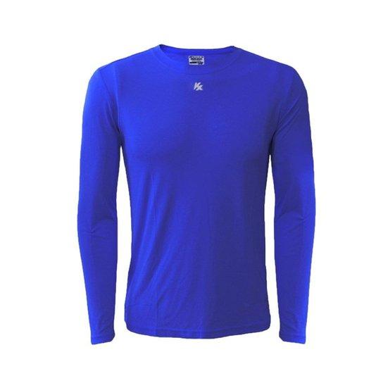 dbfdb9a113e21 Camisa Térmica Kanxa Com Proteção Solar - Compre Agora