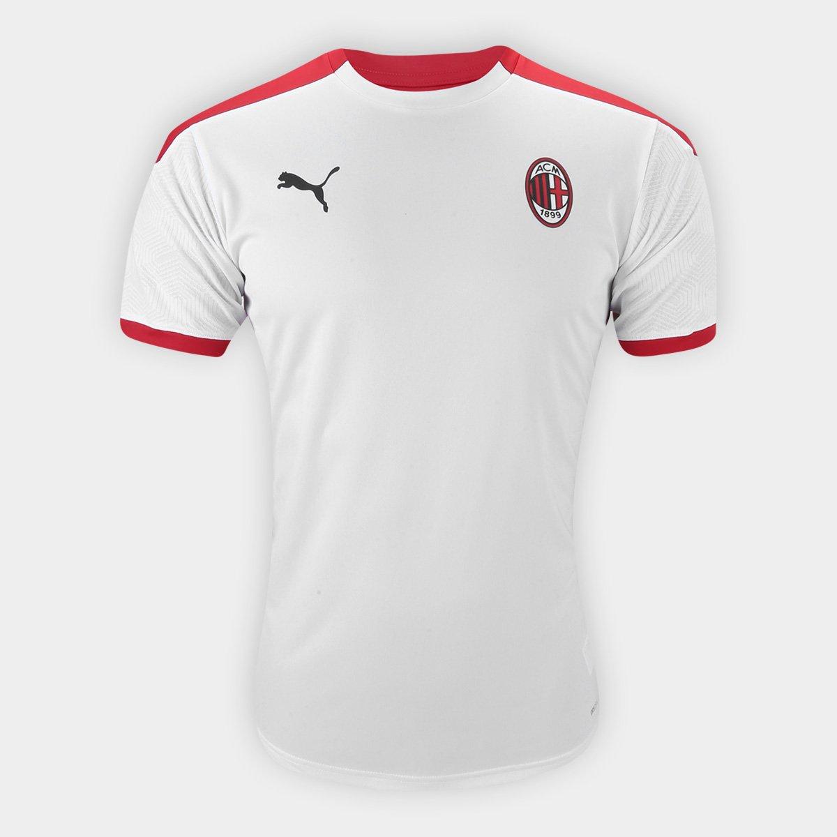 Camisa Milan Treino 20/21 Puma Masculina