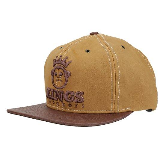 Boné Kings Sneakers Prm Leather - Compre Agora  33547fa3e1d