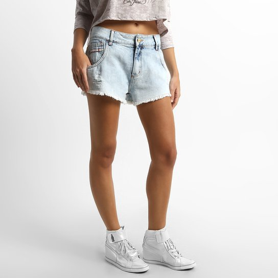 da853577b Short Jeans Coca-Cola Hot Pants | Netshoes