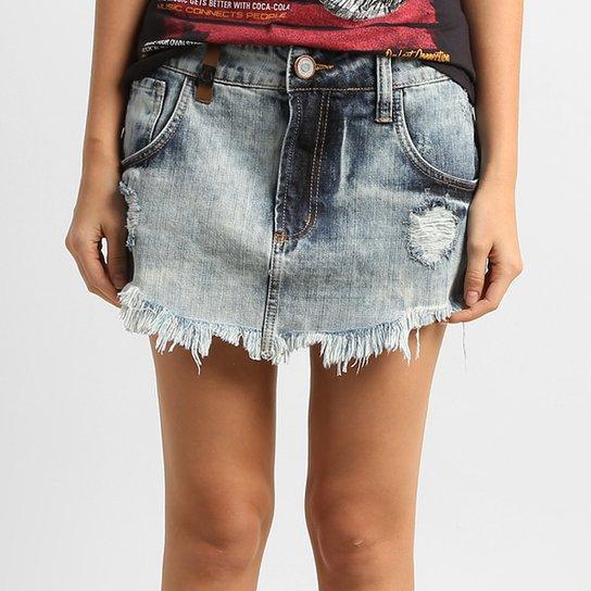 87aa124fb Saia Coca-Cola Jeans - Compre Agora | Netshoes