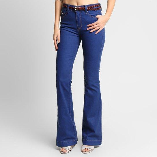 149109509 Calça Jeans Coca-Cola Sophia Abrahão Flare | Netshoes