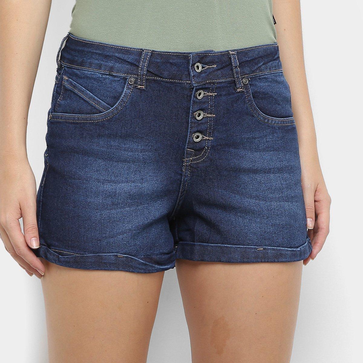 Shorts Jeans Volcom Stone Feminino