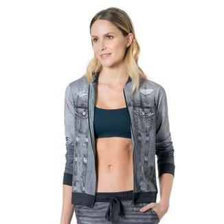 Compre Jaqueta Jeans Feminina Online  63ed0d1b1c628