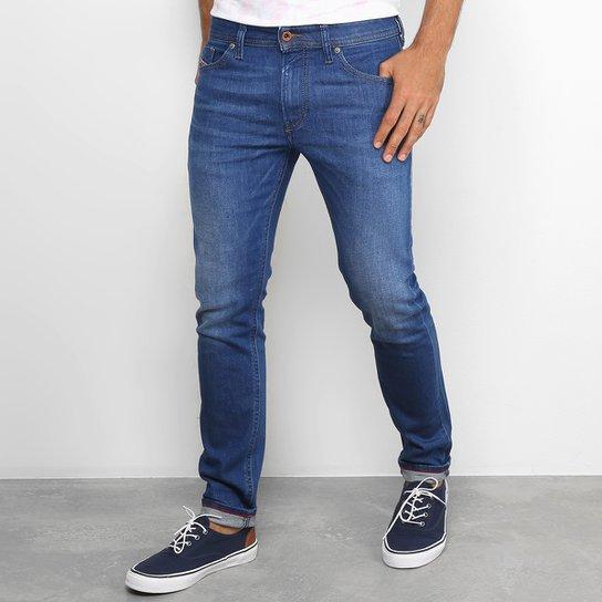bac0ddf33 Calça Jeans Skinny Diesel Thommer Masculina | Netshoes