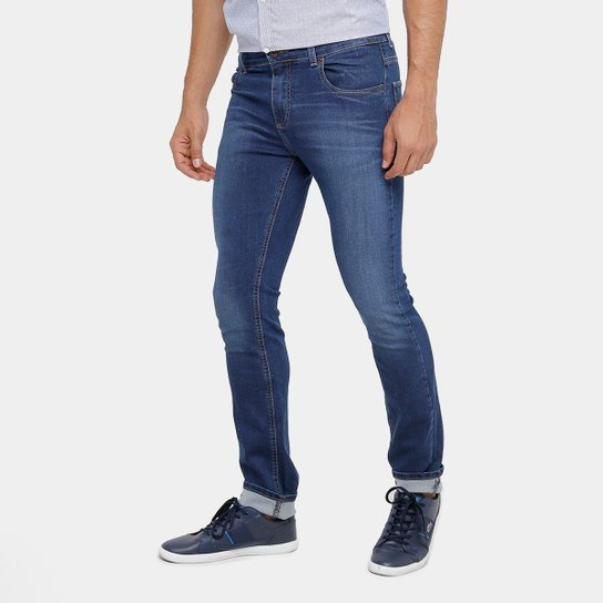 Calça Jeans Slim Fit Lacoste Stone Masculina - Compre Agora   Netshoes 4ae9f3264c