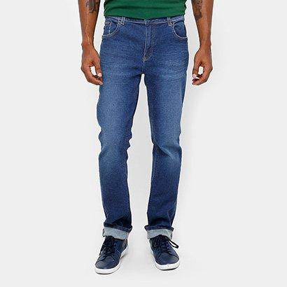 Calça Jeans Skinny Lacoste Stone Masculina