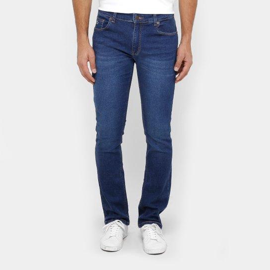 e61339d641534 Calça Jeans Reta Lacoste Straight Fit Stone Masculina - Jeans ...